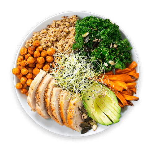 Gesundes Essen - Ernährungsberatung
