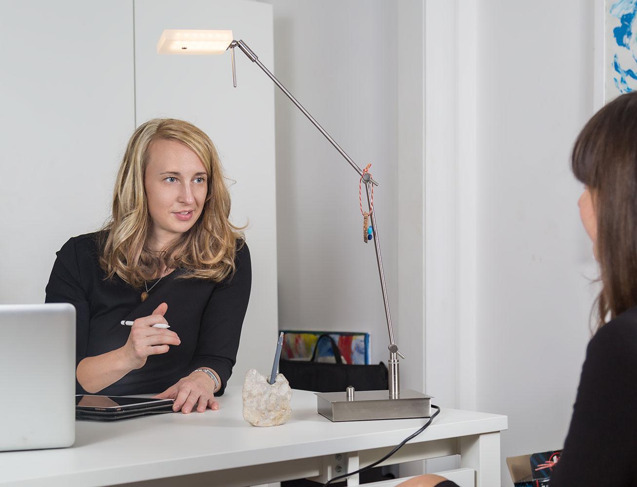 Silke Kirchner, Heilpraktikerin in Magdeburg bei der Ernährungsberatung